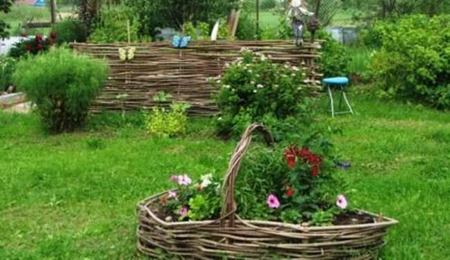 Декоративные элементы для сада. Часть 1