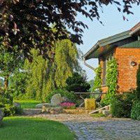 Как сделать сад камней на загородном участке