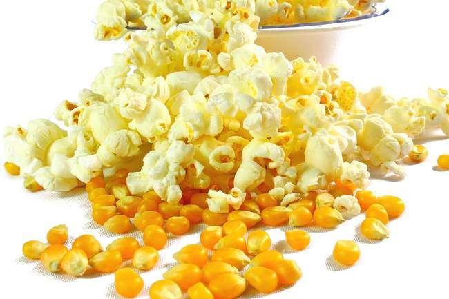 Сорта лопающейся кукурузы