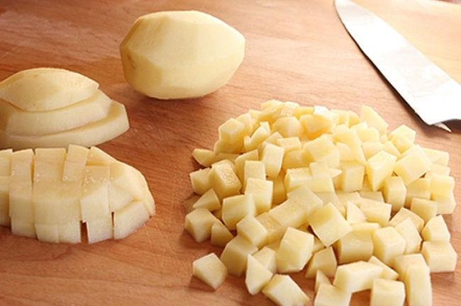 вкусовая характеристика картофеля Невский
