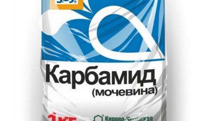 Карбамид (мочевина) применение на даче
